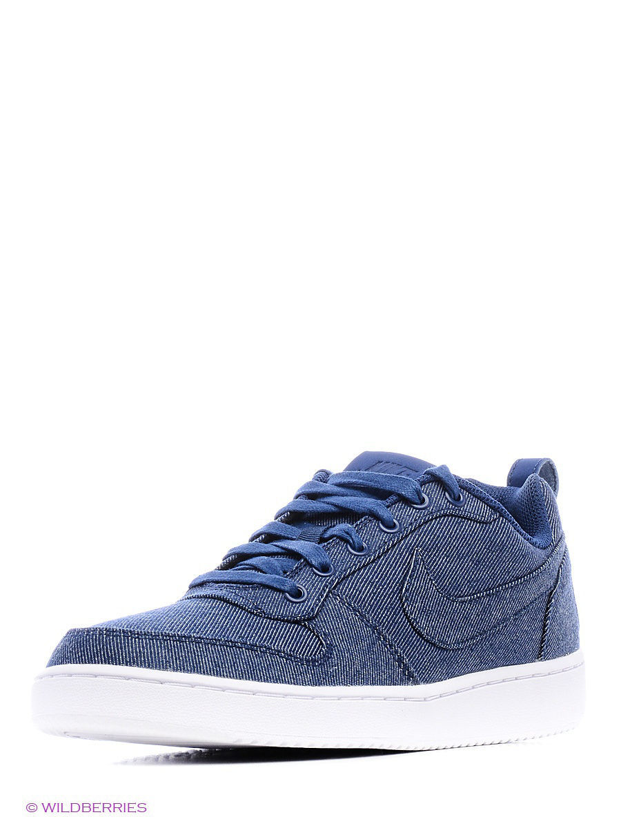 Кеды NIKE COURT BOROUGH LOW PREM 844881-440