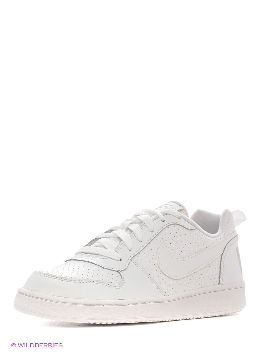 Кеды NIKE COURT BOROUGH LOW (GS) 839985-100