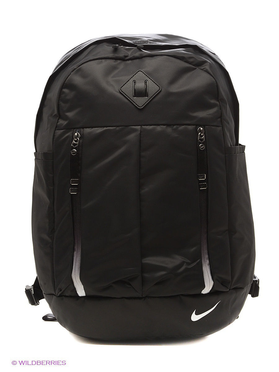 Рюкзаки Nike Рюкзак NIKE AURALUX BACKPACK - SOLID рюкзак спортивный nike net prophet 2 0 backpack cargo navy