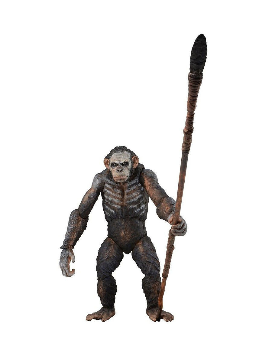 "������� ""Dawn Of The Planet Of The Apes 7"" Series 1 - Koba Neca 29004/29005"