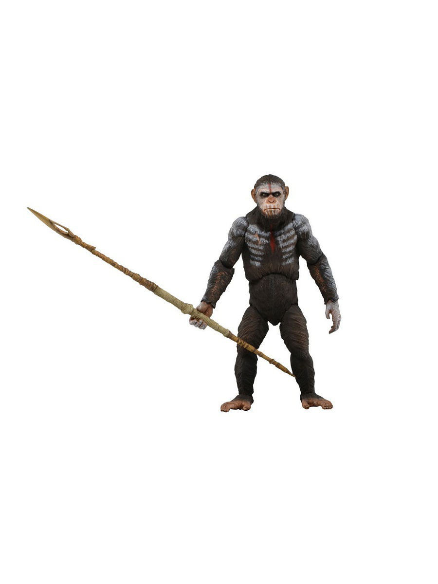 "Фигурка ""Dawn Of The Planet Of The Apes 7"" Series 1 - Caesar Neca 29004/29006"