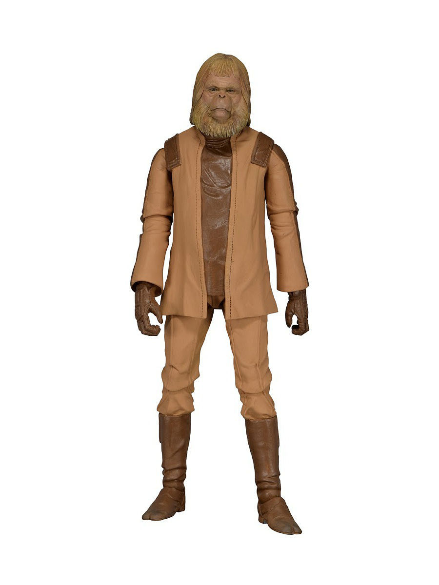 Фигурки-игрушки Neca Фигурка Planet Of The Apes 7 Series 1 - Dr Zaius фигурки neca фигурка robocop vs the terminator 7 endoskeleton 2 pack