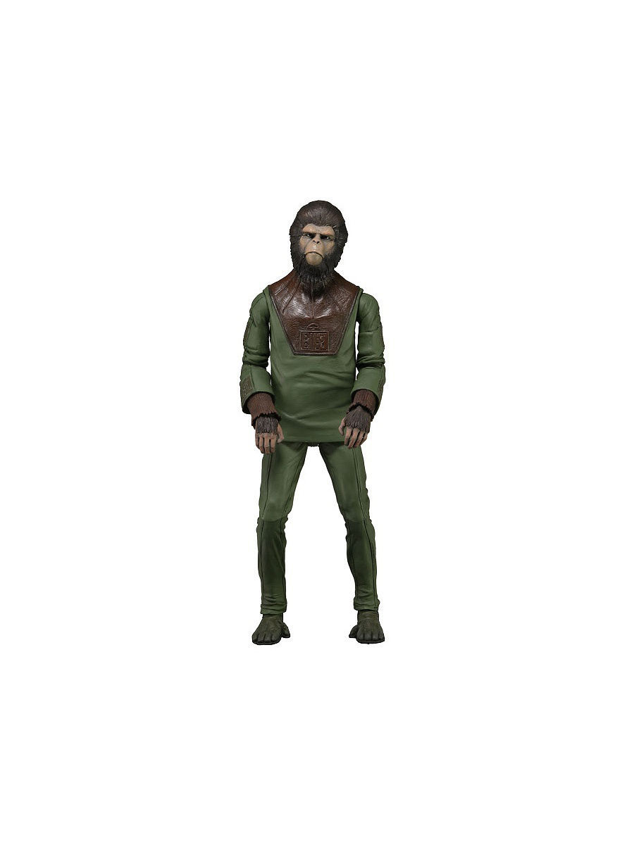 Фигурки-игрушки Neca Фигурка Planet Of The Apes 7 Series 1 - Cornelius guano apes leipzig