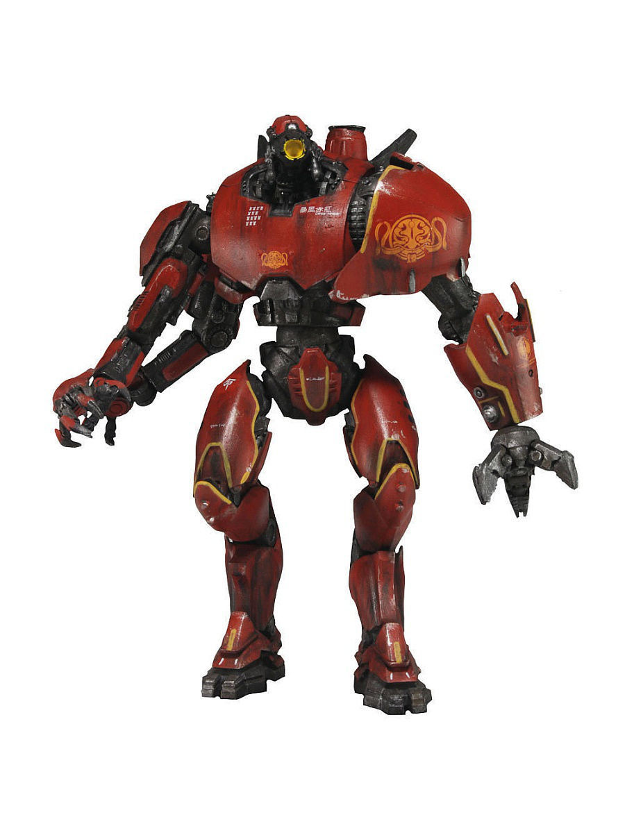"Фигурка ""Pacific Rim 7"" The Essential Jaeger - Crimson Typhoon Neca 31961/31963"