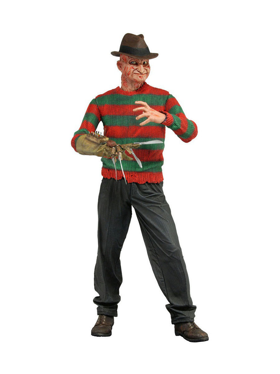 "Фигурка ""Nightmare on Elm Street 7"" Series 4 - Powerglove Freddy /5шт in Neca 39827/39828"
