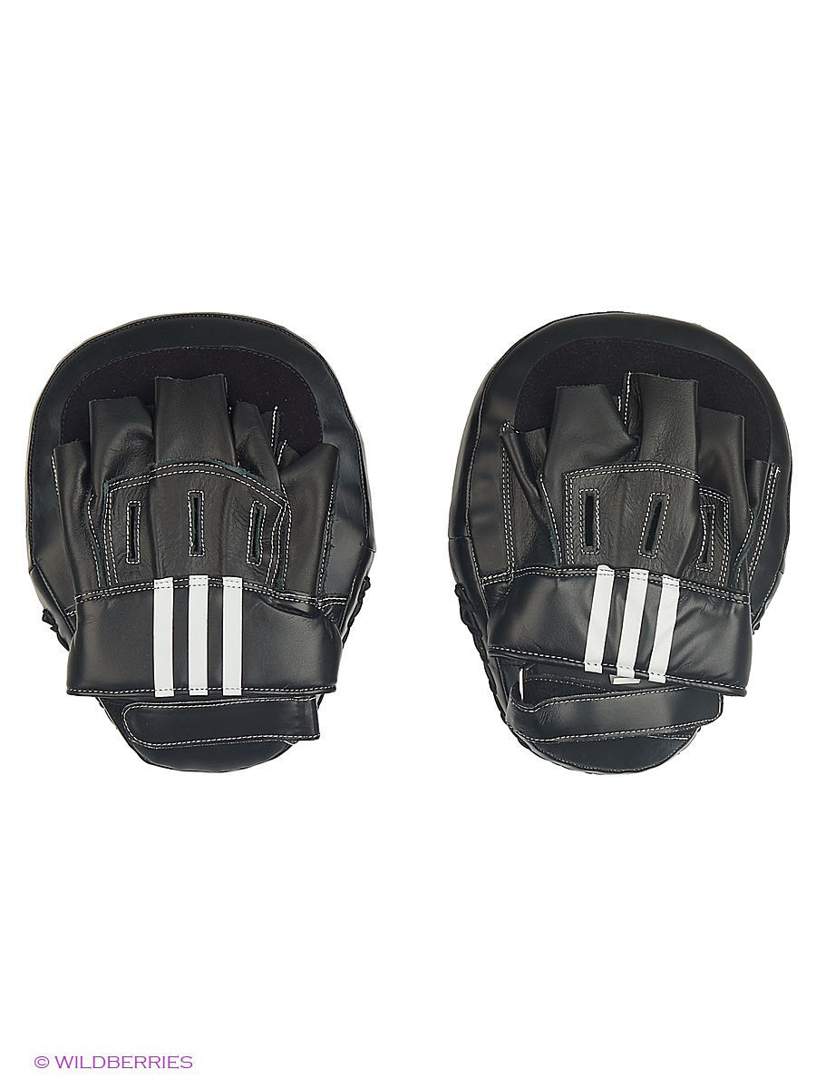 Лапы Adidas Лапы Training Curved Focus Mitts Short