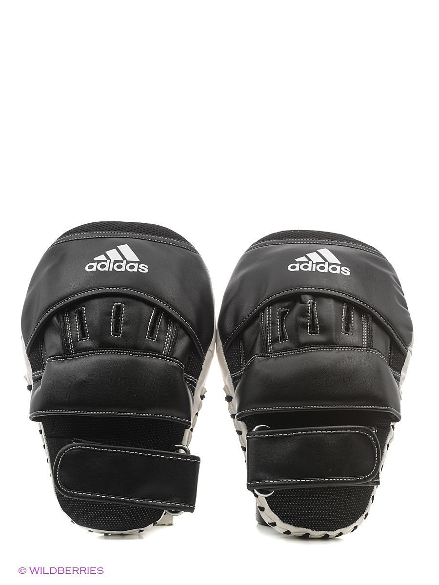 Лапы Adidas Лапы Training Curved Focus Mitts Long