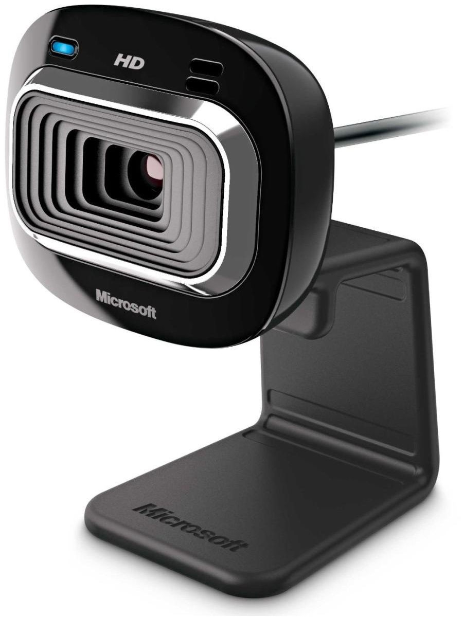 все цены на  Web-камеры Microsoft Web-камера MICROSOFT LifeCam HD-3000  онлайн
