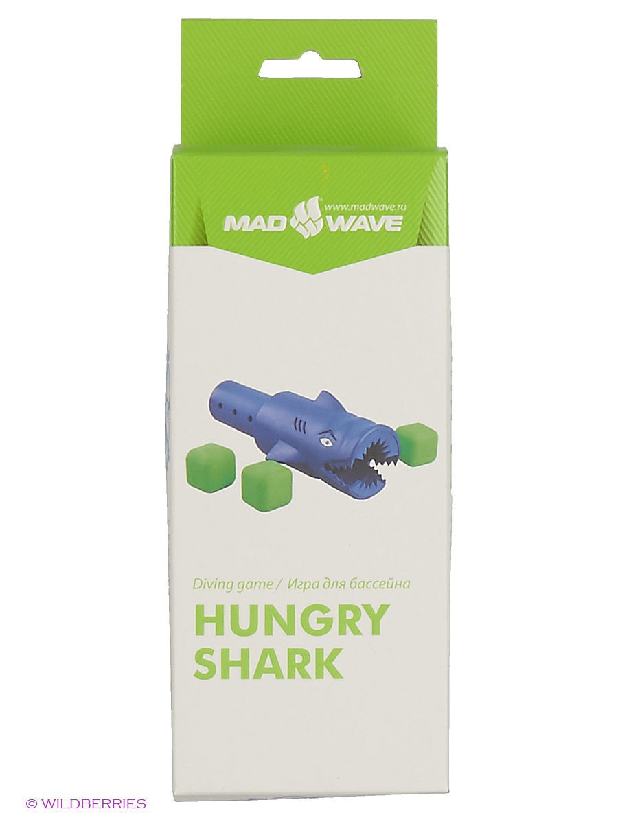 Игра для бассейна HUNGRY SHARK Mad Wave M15060400W