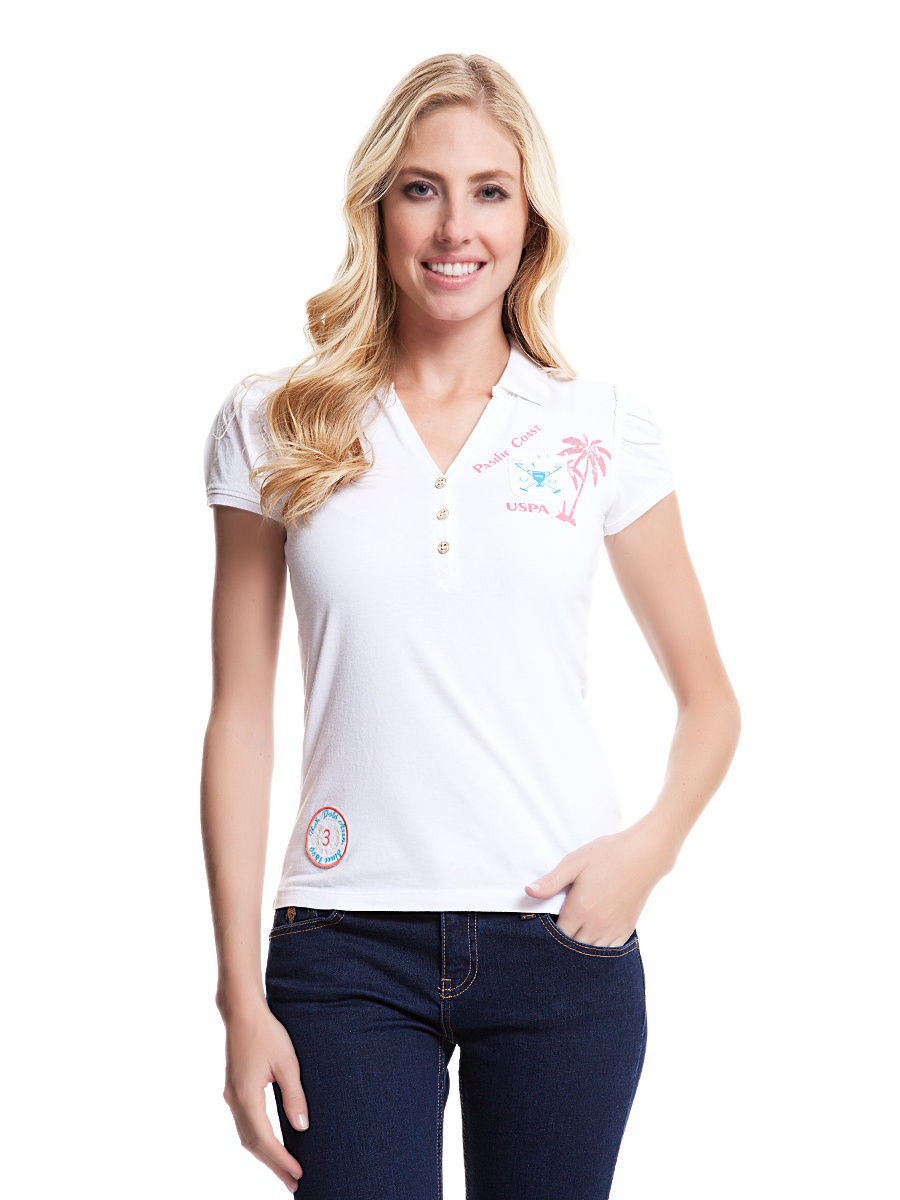 Футболка U.S. Polo Assn. G082CS011P04Y2111/600