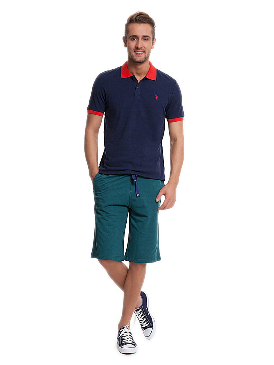 Бермуды U.S. Polo Assn. G081GL0OS0RICHARDO/VR079