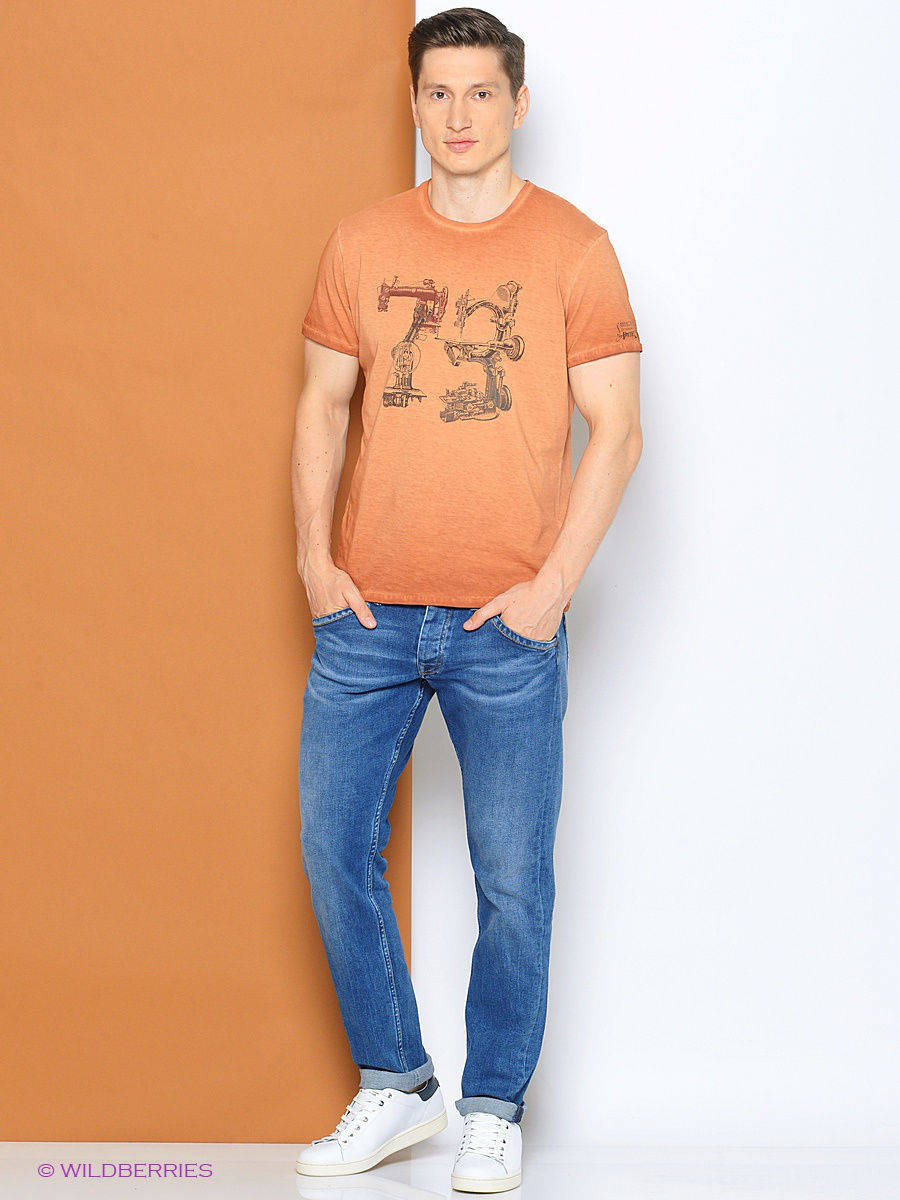 Футболка Pepe Jeans London PM503153/142