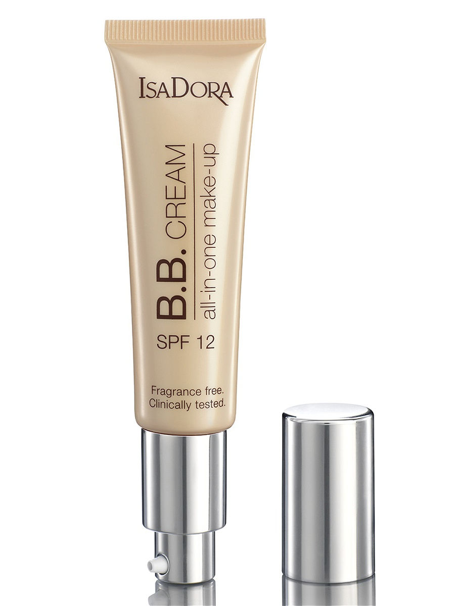 BB-кремы ISADORA Вb-крем BB Cream All-in-One make-up spf 12 14 35мл отзывы bb cream maybelline