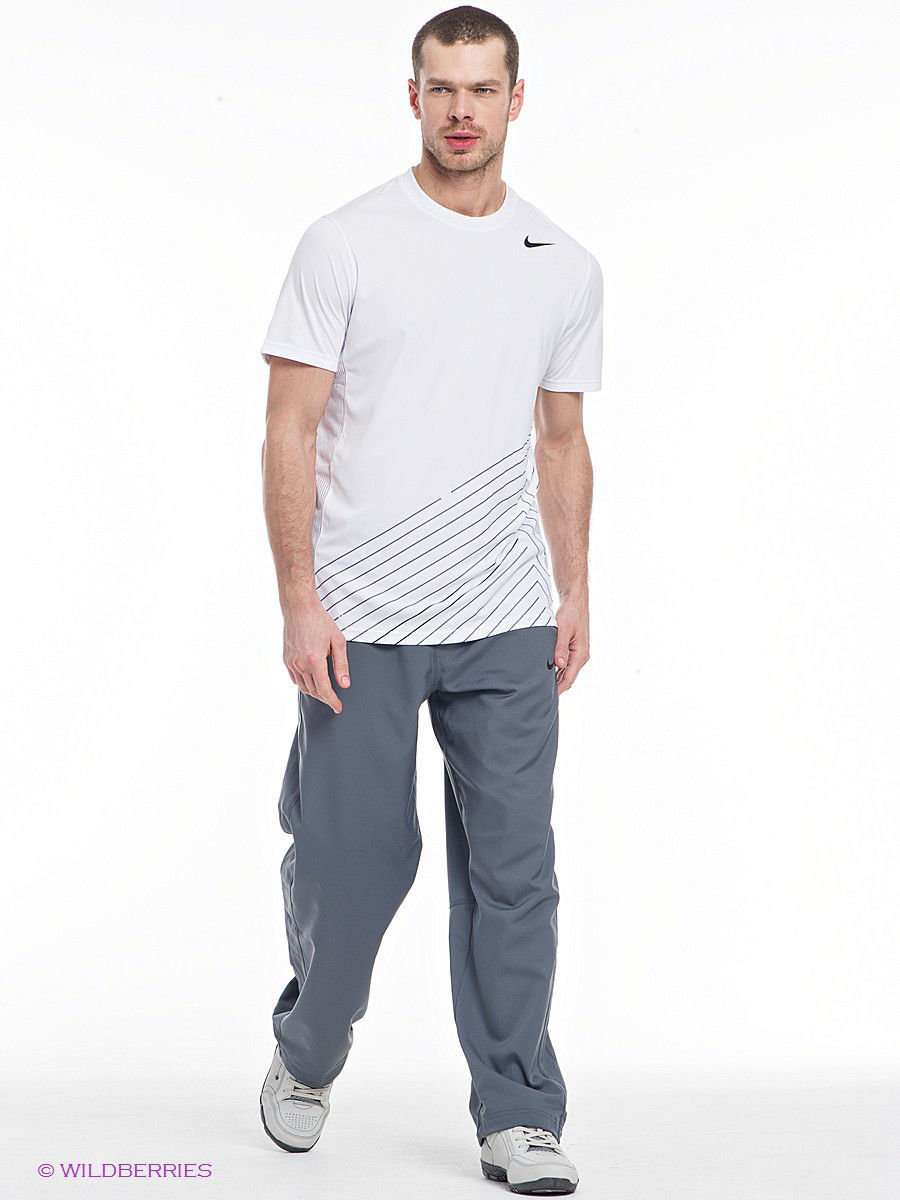 Брюки Nike Брюки TRAINING DF STRETCH WOVEN PANT интернет магазин конверсшоп