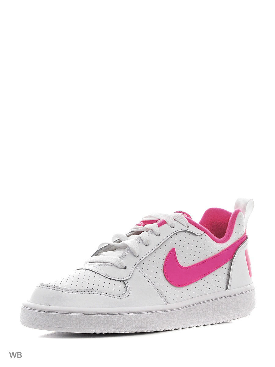 Кеды NIKE COURT BOROUGH LOW (GS) 845104-100