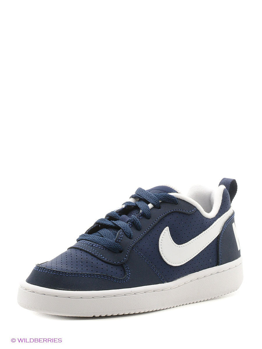 Кеды NIKE COURT BOROUGH LOW (GS) 839985-400