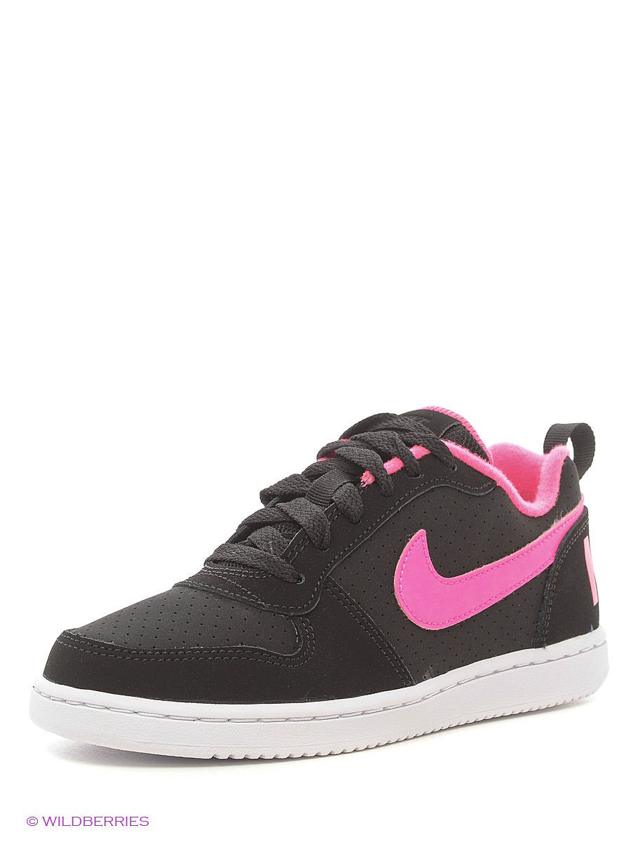 Кеды NIKE COURT BOROUGH LOW (PS) 845105-006