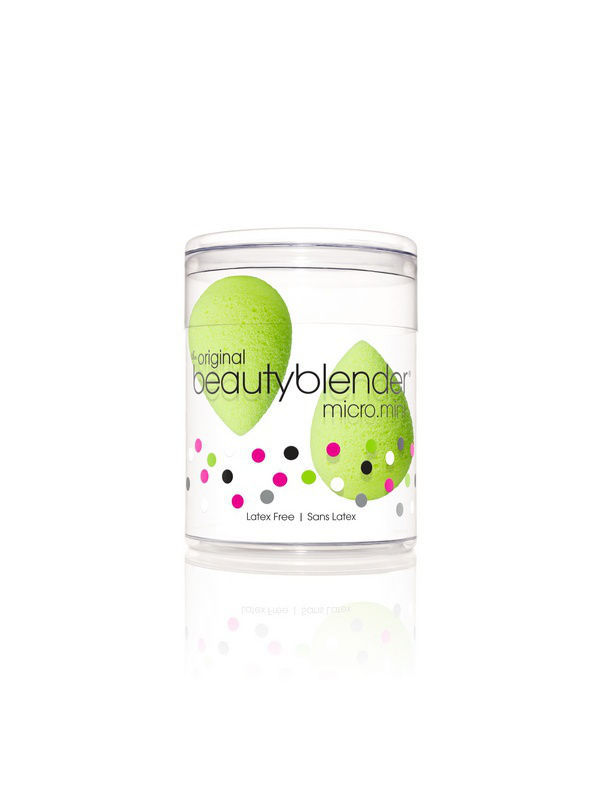 Спонжи Beautyblender 2 спонжа beautyblender micro.mini спонжи beautyblender спонж beautyblender original и мини мыло для очистки solid blendercleanser