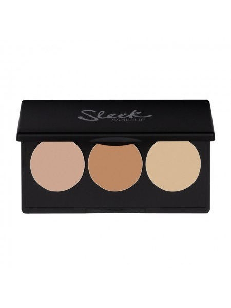 Корректор и консилер Correct and Conceal 02 Sleek MakeUp