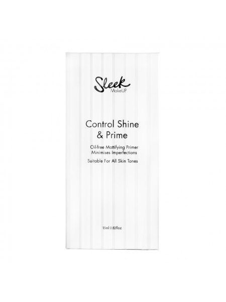 Основа под макияж Primer Control  Shine Sleek MakeUp