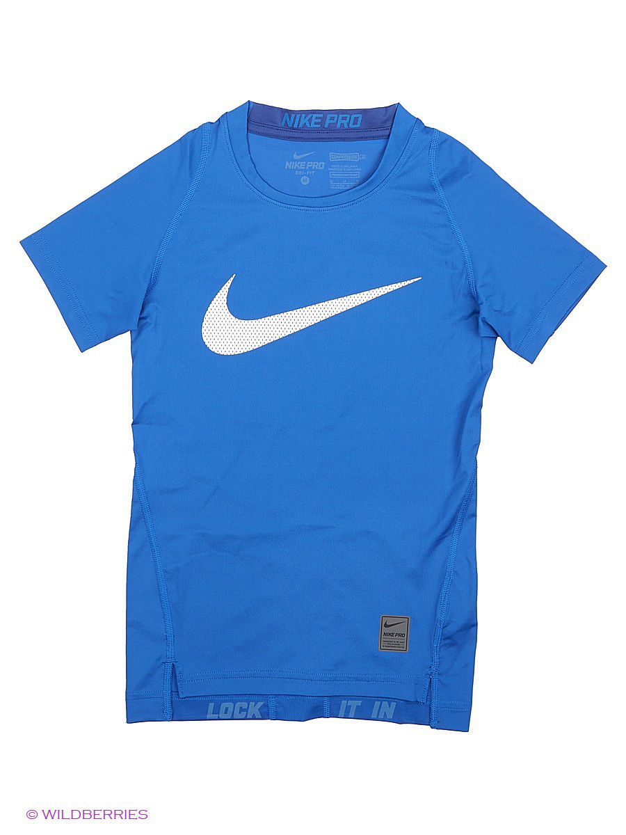 nike футболка для мальчика nike df cool ss top yth nike Футболка Nike Футболка COOL HBR COMP SS YTH