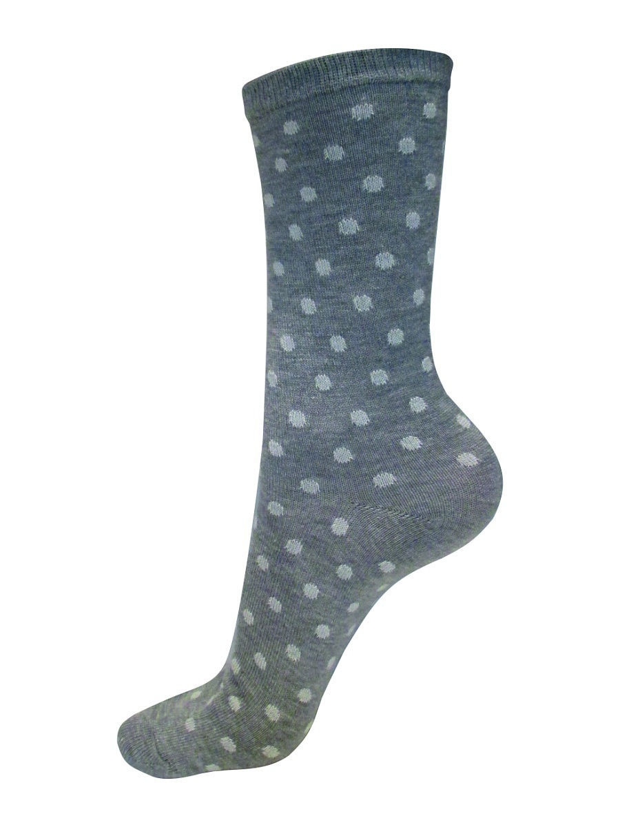 Носки HOT SOX HC0001410EU-серый/серый