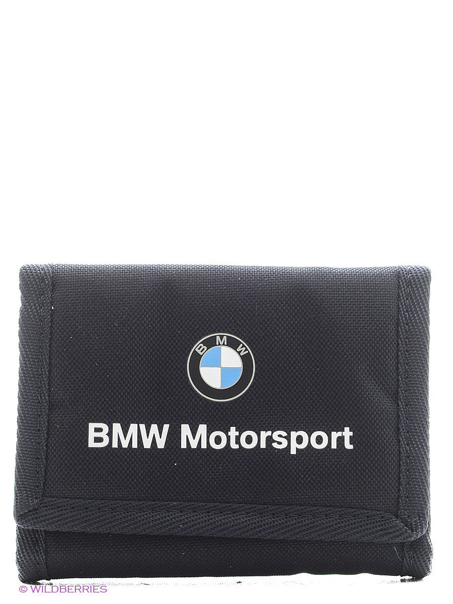 Кошелек BMW Motorsport Wallet Puma 07427202