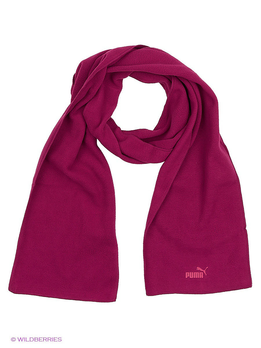 Шарф PUMA Snow Fleece Scarf 05307802