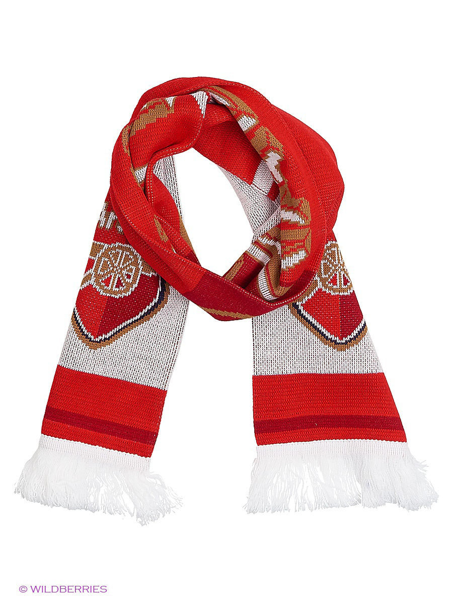 Шарф Arsenal Fan Scarf Puma 05311301