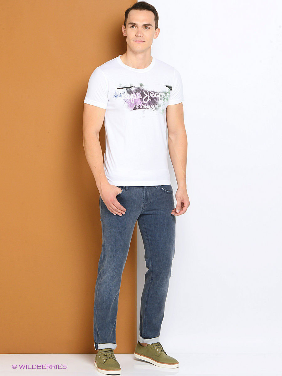 Футболка Pepe Jeans London PM503214/802