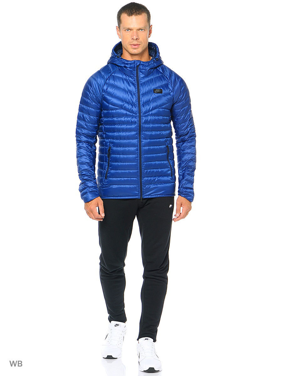 Пуховики Nike Пуховик M NSW JKT HD DWN FLL GUILD nike m nsw vst dwn fll guild