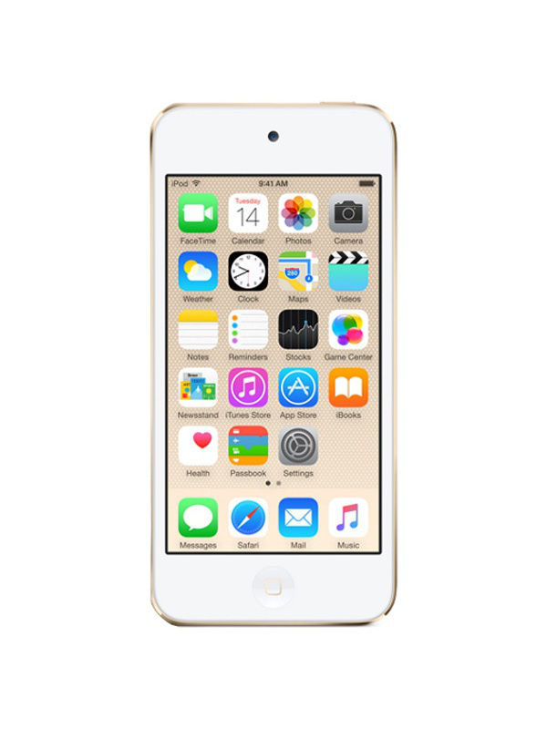 MP3 плееры Apple Mp3-проигрыватель Apple  iPod touch 16GB - Gold (6th GEN)