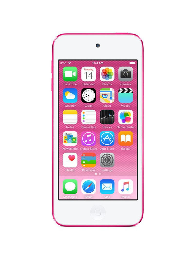MP3 плееры Apple Mp3-проигрыватель iPod touch 32GB - Pink (6th GEN) apple ipod touch 6g 64gb space grey mp 3 плеер