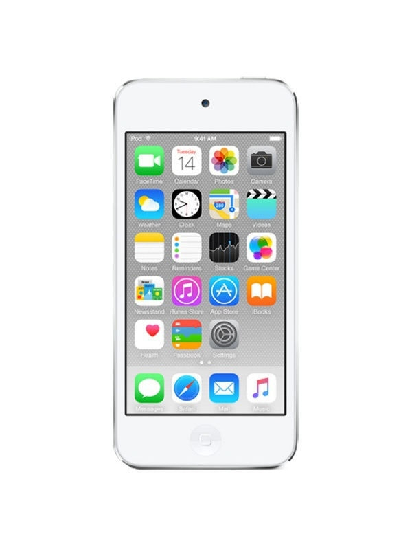MP3 плееры Apple Mp3-проигрыватель iPod touch 32GB - White & Silver (6th GEN) apple ipod touch 6g 64gb space grey mp 3 плеер
