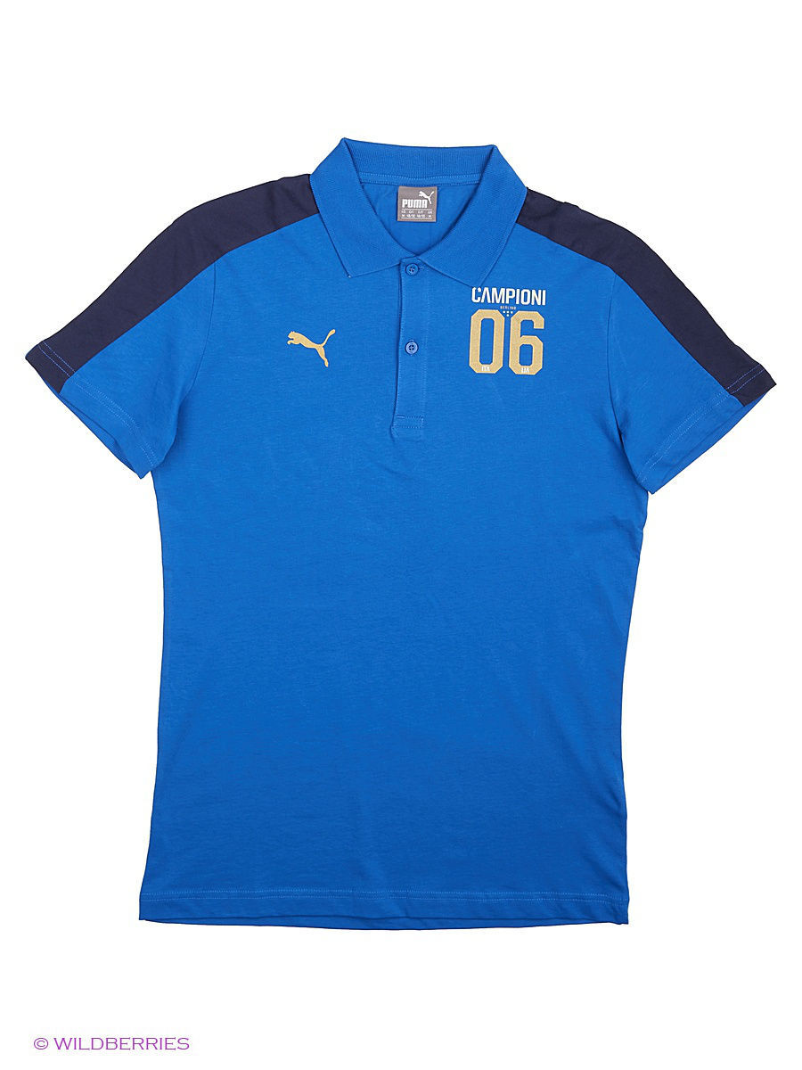Футболка-поло FIGC TRIBUTE 2006 Polo Puma 749596071