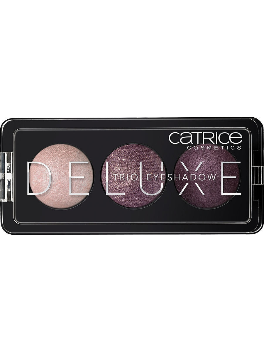 ���� ��� ��� Deluxe Trio Eyeshadow 030 Rose Vintouch �������� ���� Catrice 54375