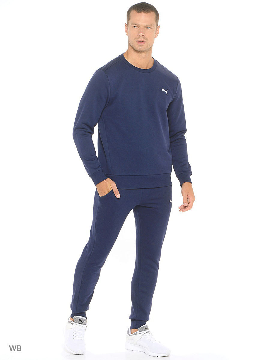 Брюки PUMA Брюки ESS Sweat Pants SLIM, FL puma брюки мужские puma ess sweat