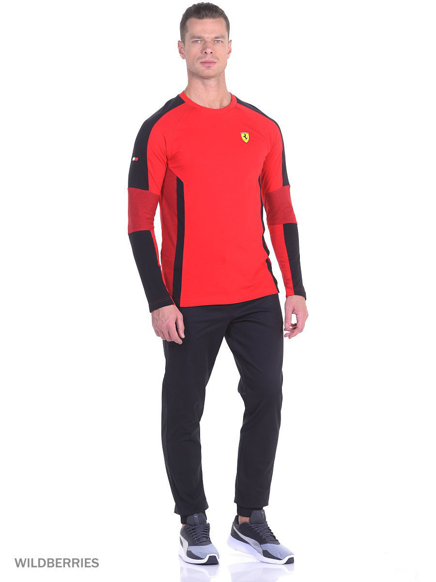 Лонгслив SF Long SleeveTop Puma 76198301