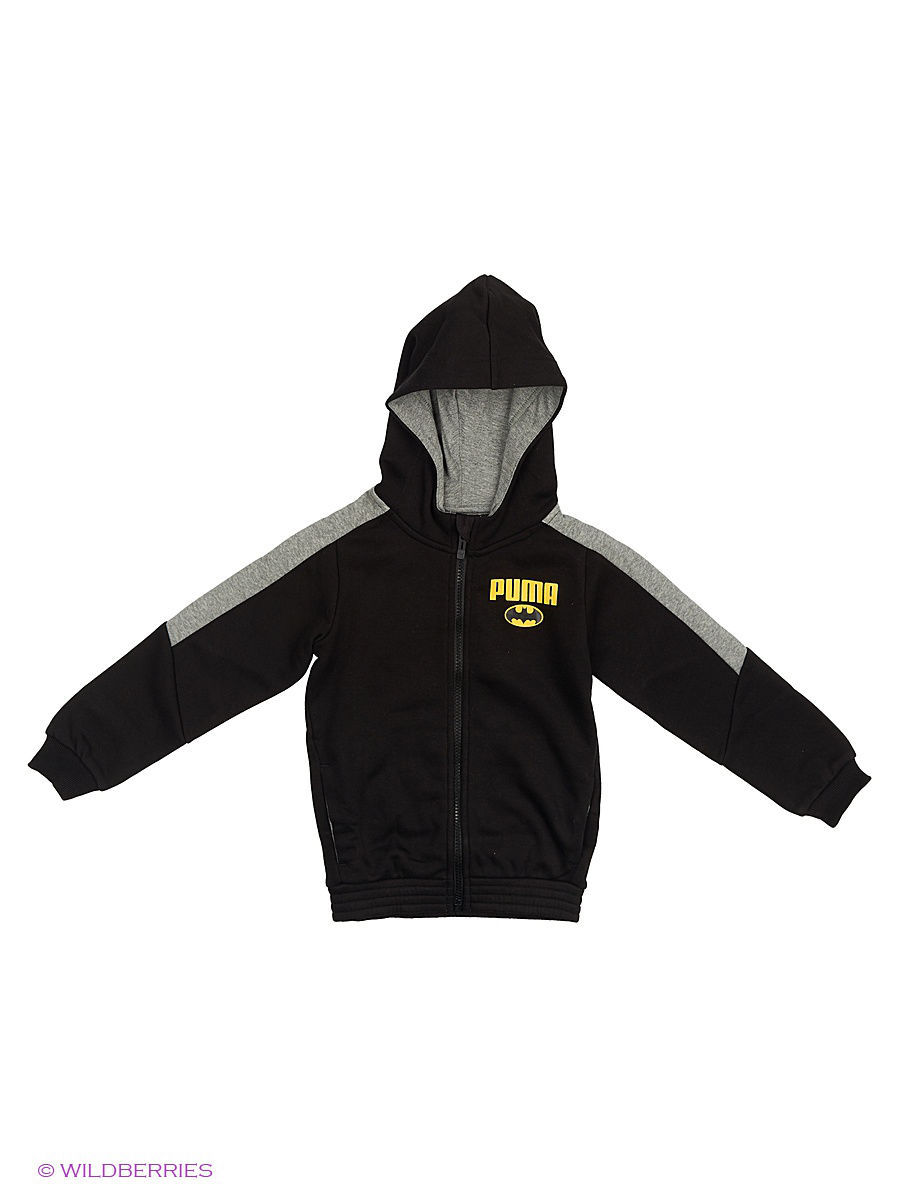 ��������� Batman Hooded Sweat Jacket Puma 839673017