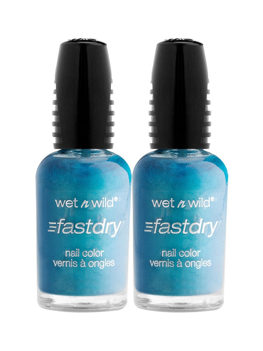 Лаки для ногтей Wet n Wild Лак для ногтей fast dry nail polish, Спайка e227c teal or no teal philips brl130 satinshave advanced wet and dry electric shaver
