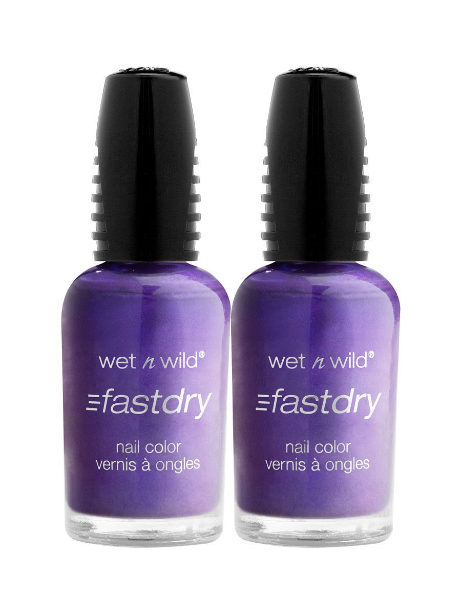 Лаки для ногтей Wet n Wild Лак для ногтей fast dry nail polish, Спайка e231c buffy the violet slayer лак для ногтей fast dry nail polish тон 9 0 2 1 0range wet n wild