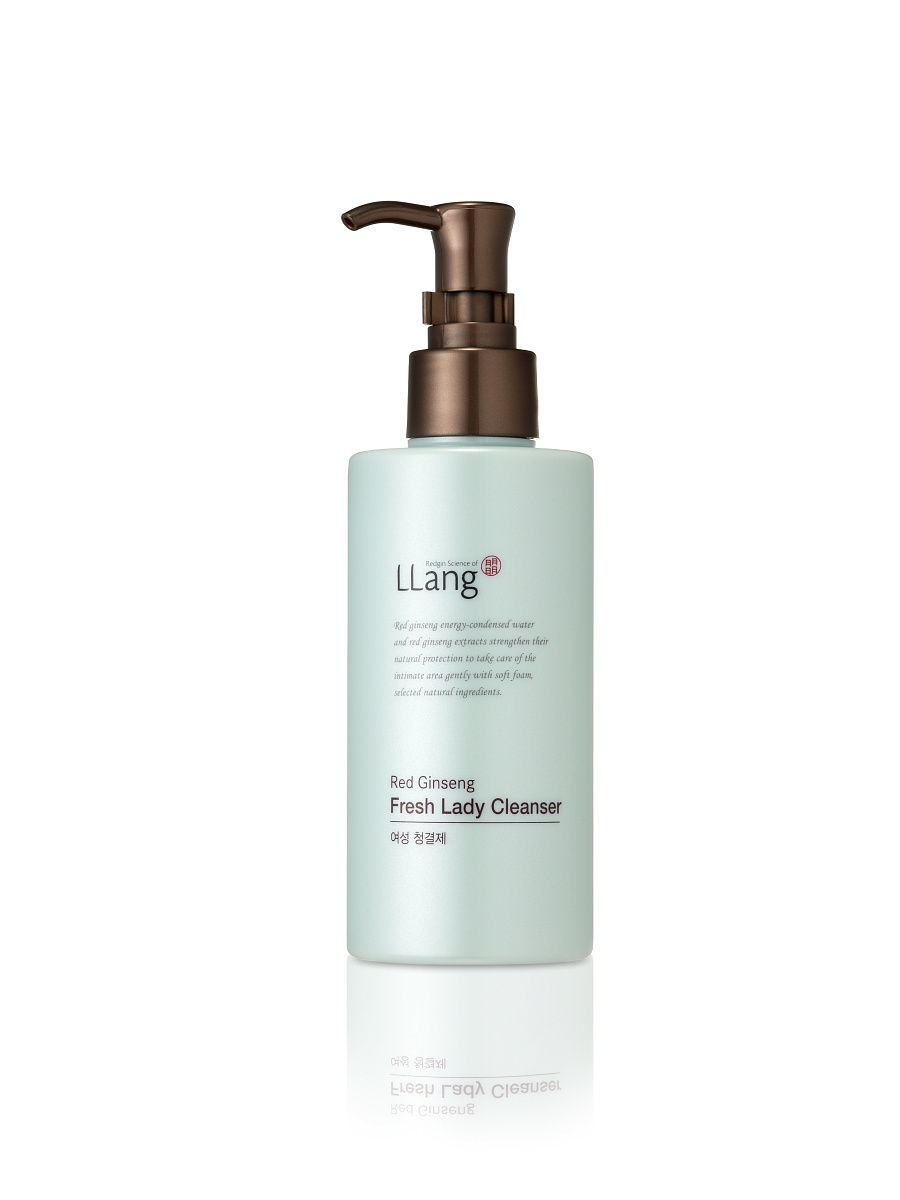 """���� ��� �������� ������� � ������� ��������� """"Red Ginseng Fresh Lady Cleanser"""", 200 ��. Llang PD001010A11"""