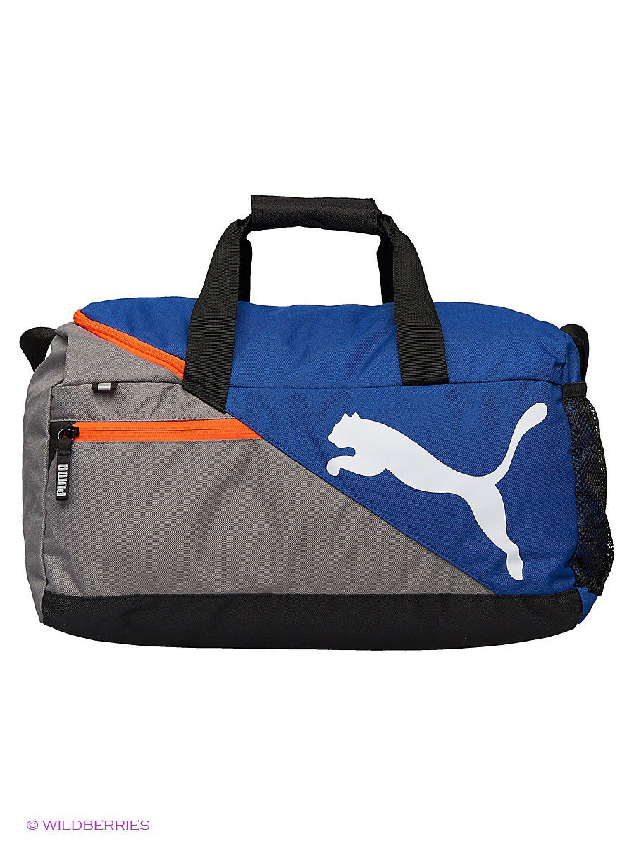 ����� Fundamentals Sports Bag S Puma 07349908