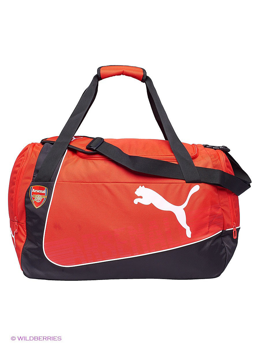 Сумка Arsenal Medium Bag Puma 07390501