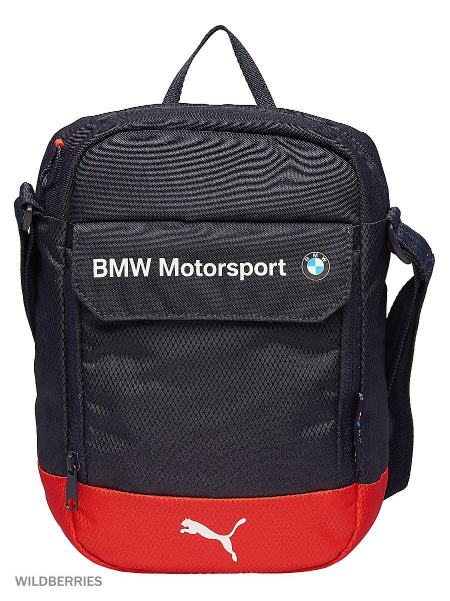 Сумка BMW Motorsport Portable Puma 07427102