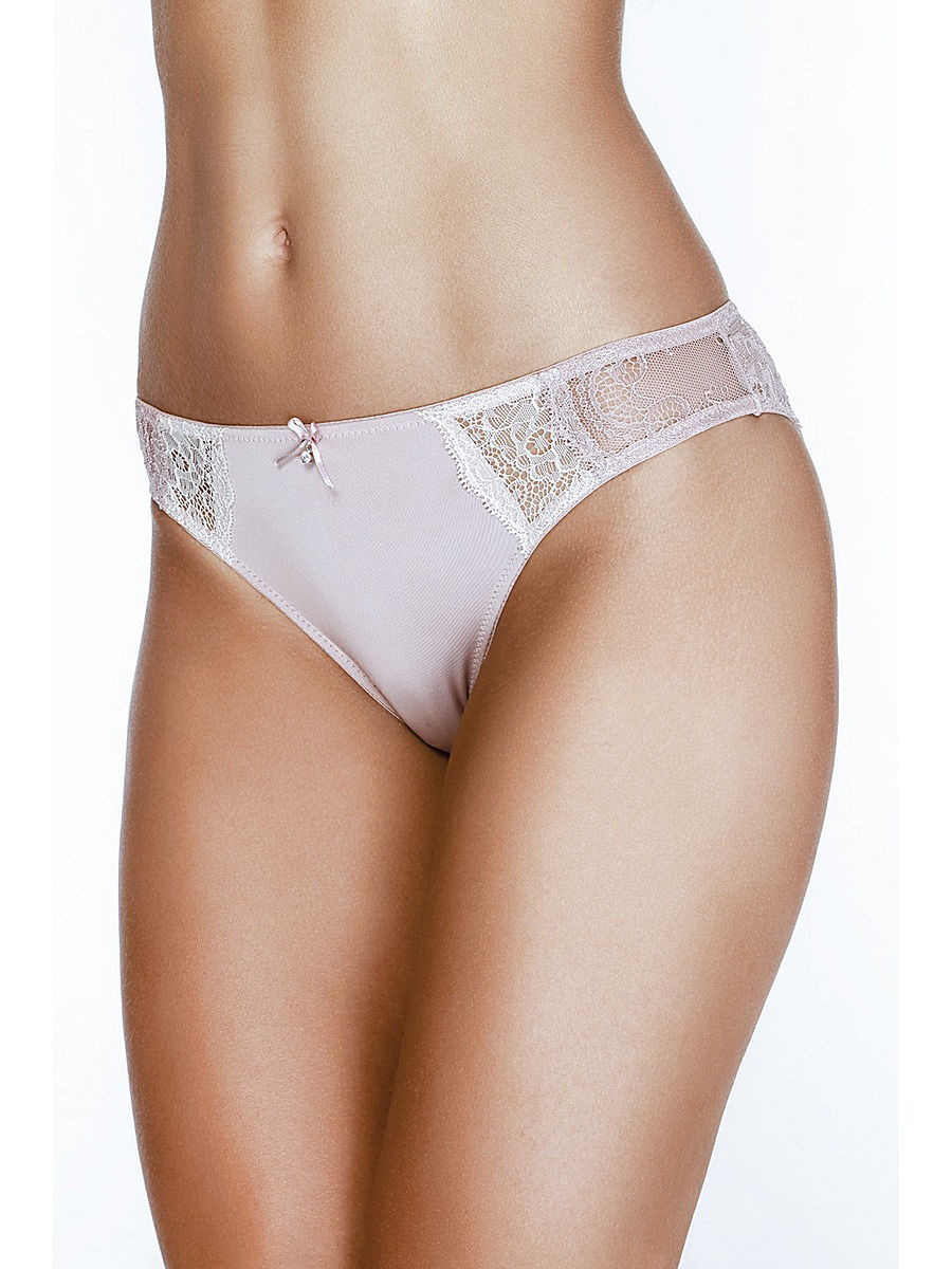 Женские трусы Vis-a-Vis DS0611/CREAM/SHADOWPINK