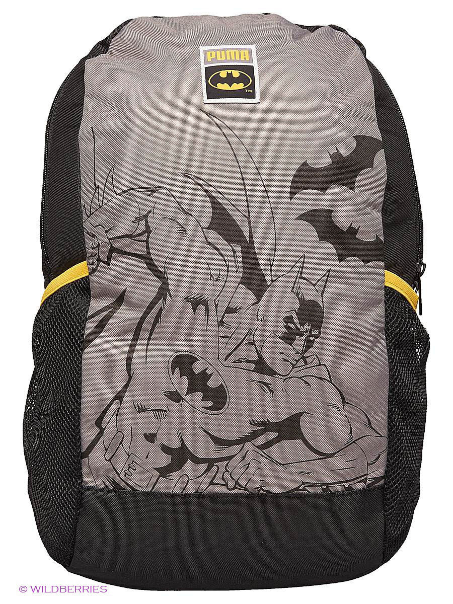 Рюкзак PUMA Batman Backpack 07426001