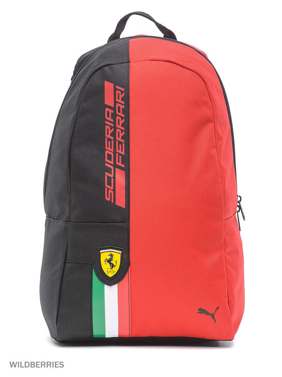 Рюкзак Ferrari Fanwear Backpack Puma 07427301