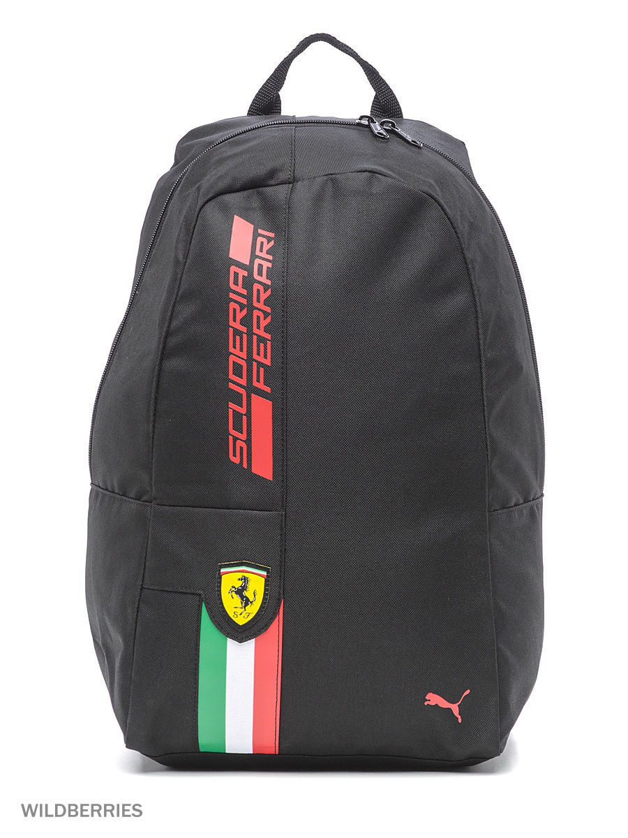 Рюкзак Ferrari Fanwear Backpack Puma 07427302