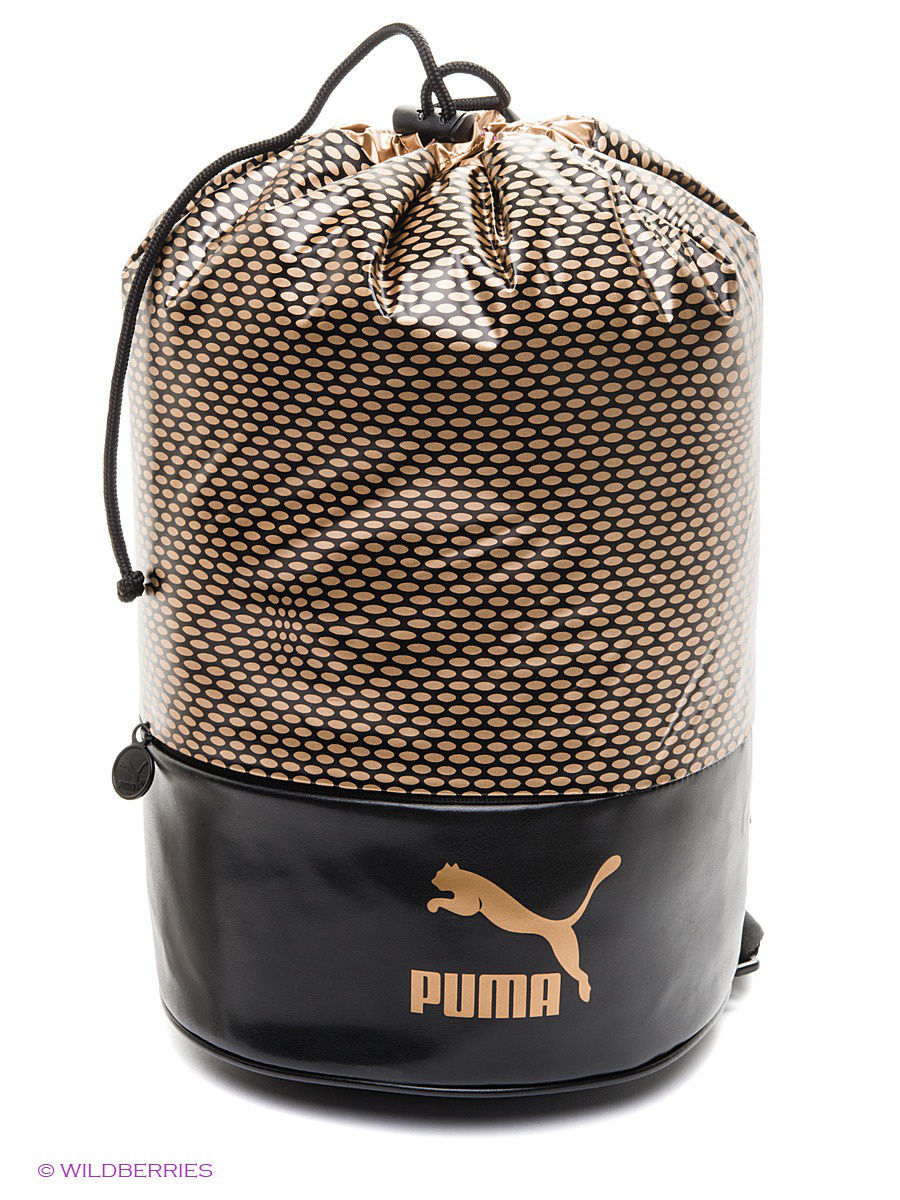 Рюкзак Archive Bucket Bag GOLD Puma 07432901